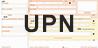 UPN-placilo